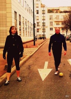 Séance Traiball à Paris - Mars 2013