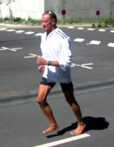 Le v ritable risque de la course barefoot minimaliste c for Oui non minimaliste